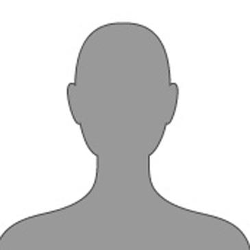 Silhouette eines weiblichen Kopfes