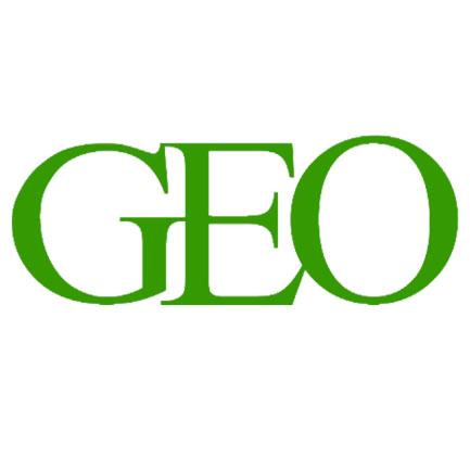 Logo der Zeitschrift GEO