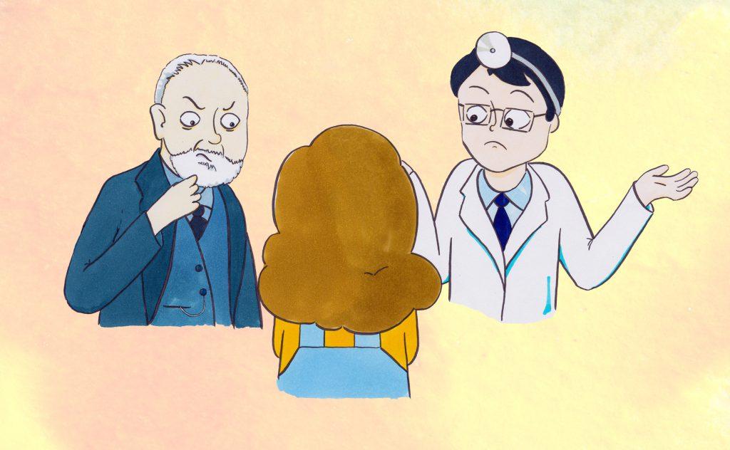 Kein Arzt versteht Lisa